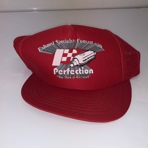 Vintage Deadstock perfection brand hat